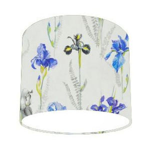 Designers Guild Antoinette Amethyst Purple Blue Lamp Shade