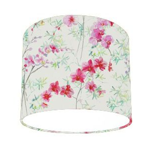 Designers Guild Corsage Fuchsia Pink Lamp Shade