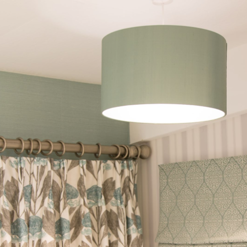 Green Lamp Shades